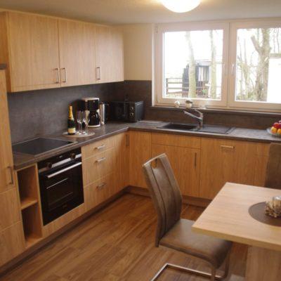 Küche - Arbeitsbereich